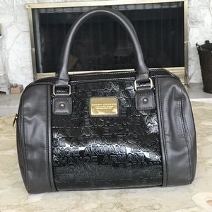 Armani Exchange Boston Bag